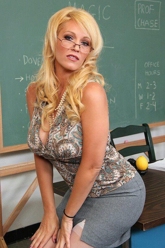 plava matorka profesorka